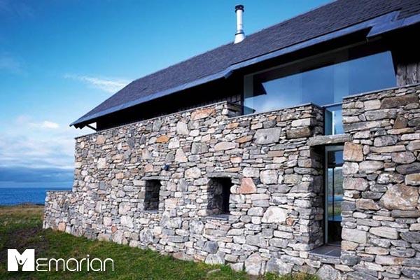 سنگ در معماری و کاربردهای آن (2)