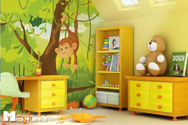 چه تمی برای اتاق خواب کوچک مناسب است؟-تم اتاق کودک