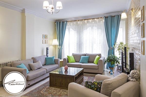 طراحی دکوراسیون هماهنگ با شرایط خانه شما
