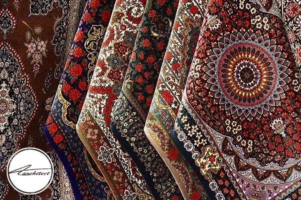 استفاده از قالیچه و فرش