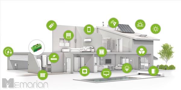 آشنایی با مزایای خانه هوشمند و ویژگی های آن (4)