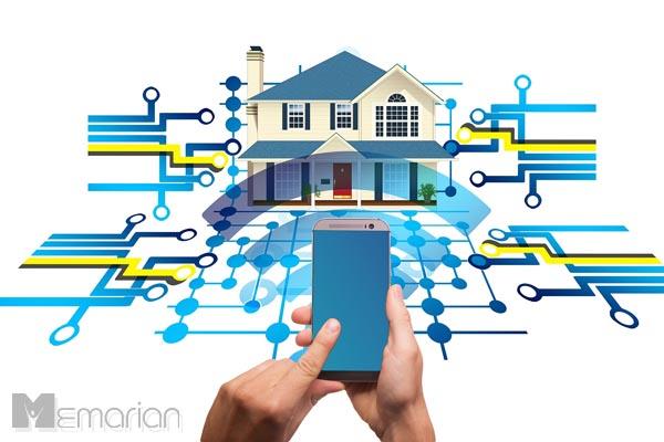 آشنایی با مزایای خانه هوشمند و ویژگی های آن (1)