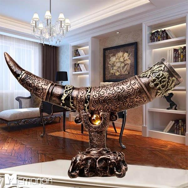 استفاده از تندیس و مجسمه در دکوراسیون داخلی خانه (1)