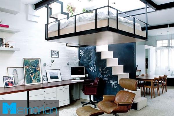 فضاهای داخلیاستودیو آپارتمان