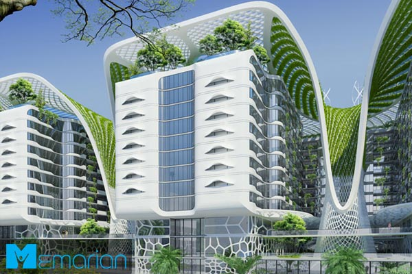 معماری پایدار چه هدفی را دنبال می کند؟