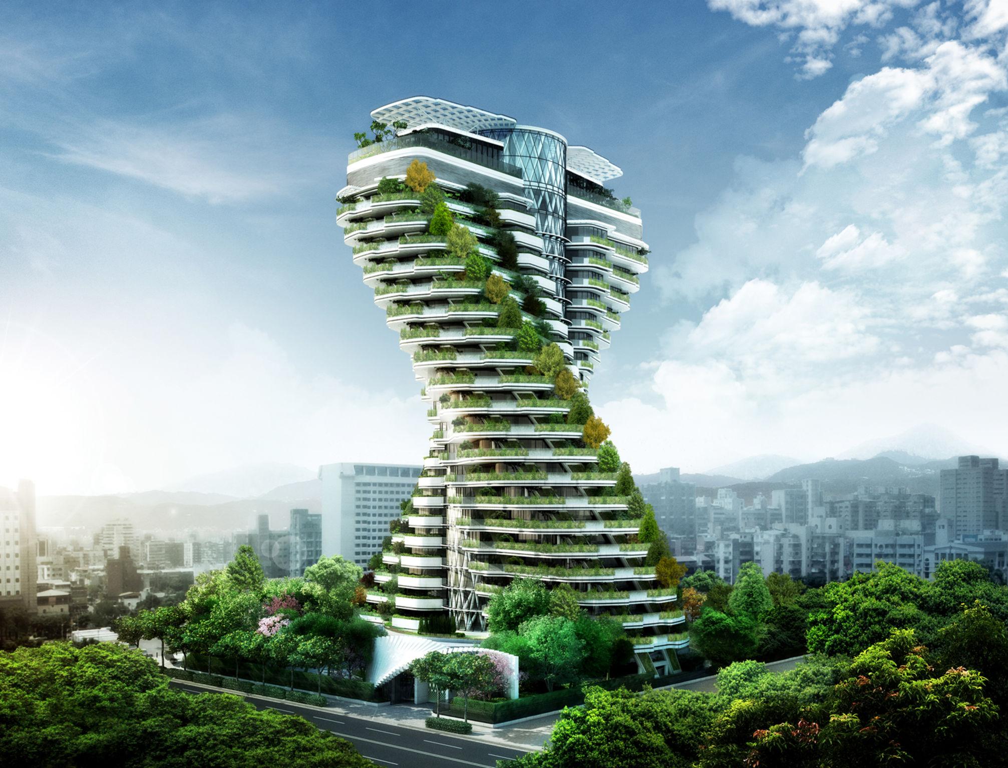 معماری پایدار چیست؟ مزایا و مضرات استفاده از آن