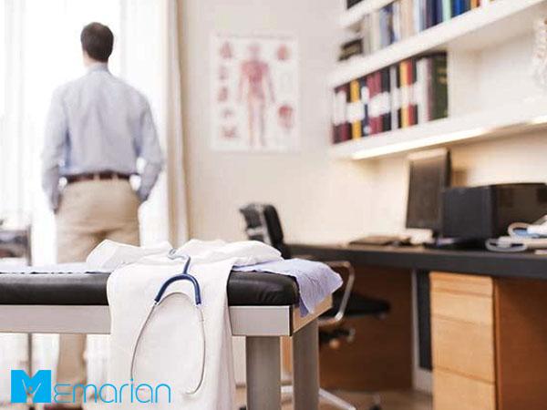 اکسسوری در چیدمان دکوراسیون مطب پزشک