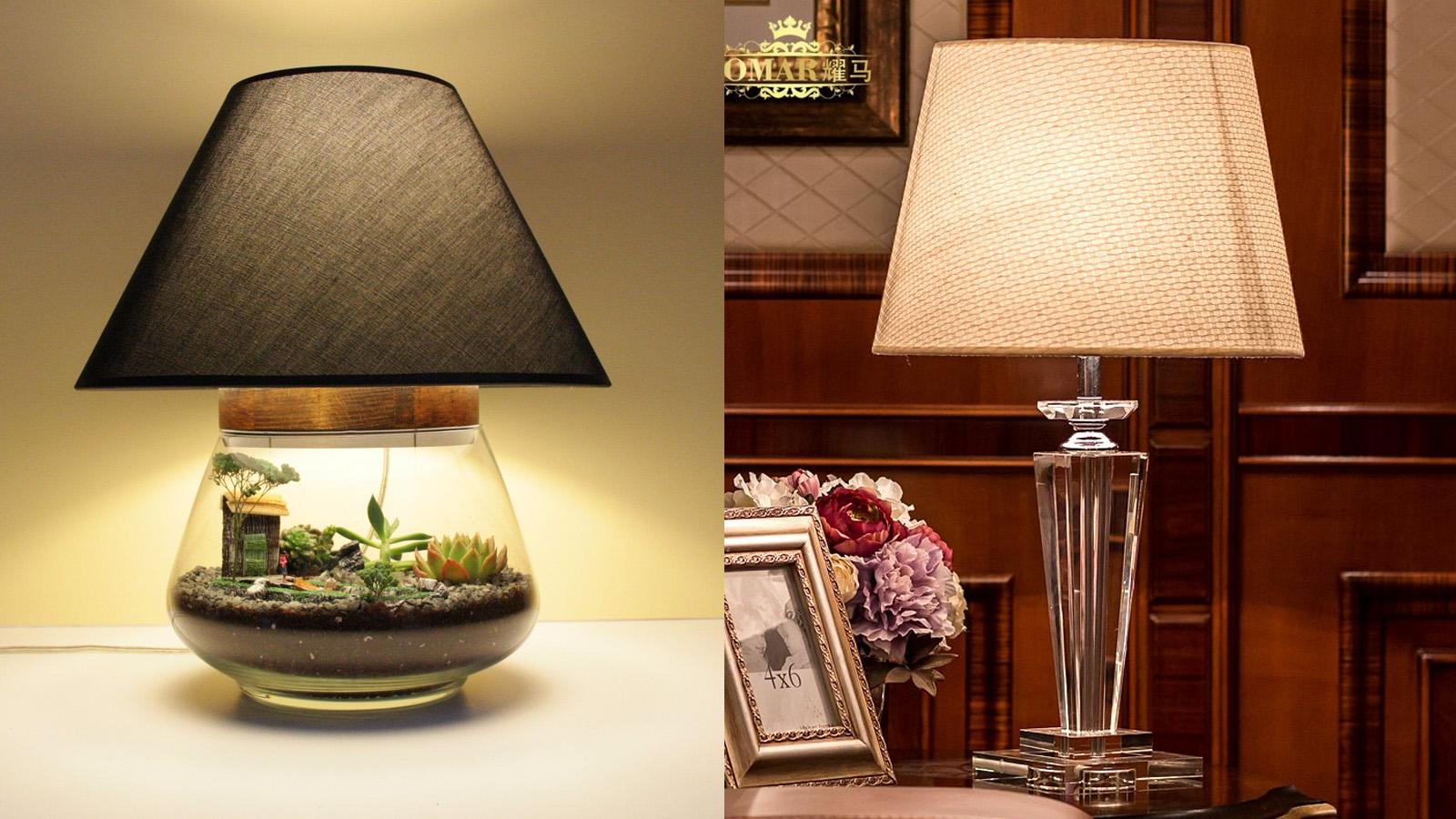 بررسی و خرید آباژور کلاسیک، محصولی خاص و درخشان در خانه شما
