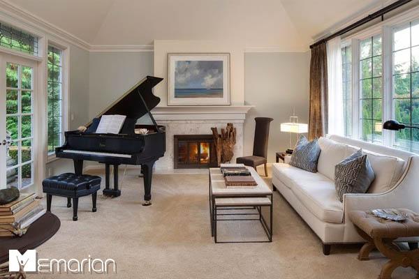 انتخاب و خرید بهترین پیانو در دکوراسیون داخلی