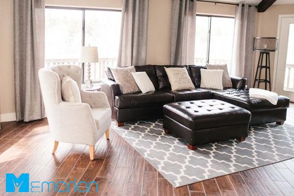 فواید ست کردن مبل و فرش و پرده در دکوراسیون