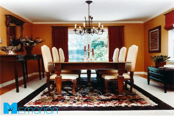 فایده ست کردن مبل و فرش و پرده چیست؟
