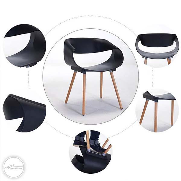بررسی و خرید آنلاین صندلی مدرن کد SM209