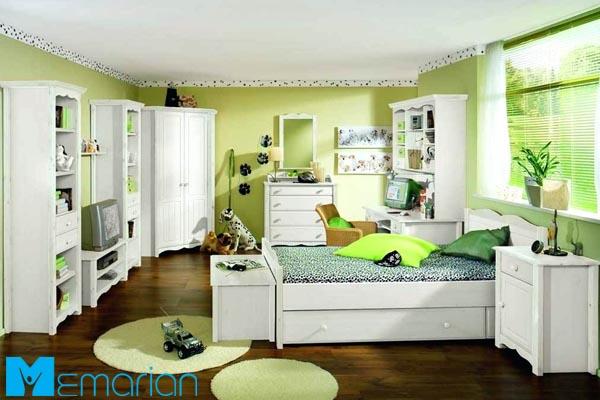 تاثیر رنگ سبز در دکوراسیون | دکوراسیون رنگ سبز (6)