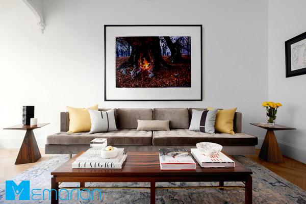 انتخاب سبک در پروژه طراحی داخلی خانه