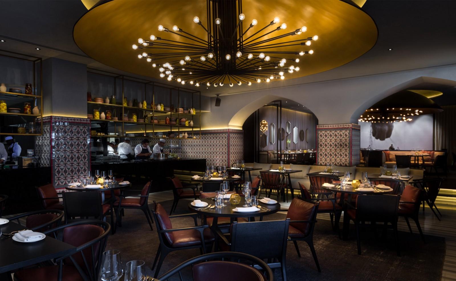 بررسی طراحی داخلی 6 رستوران معروف در دنیا