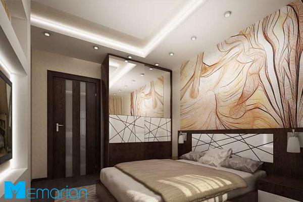 دکوراسیون اتاق خواب شما - تغییر دکوراسیون ارزان