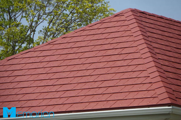 کیفیت سقف شینگل