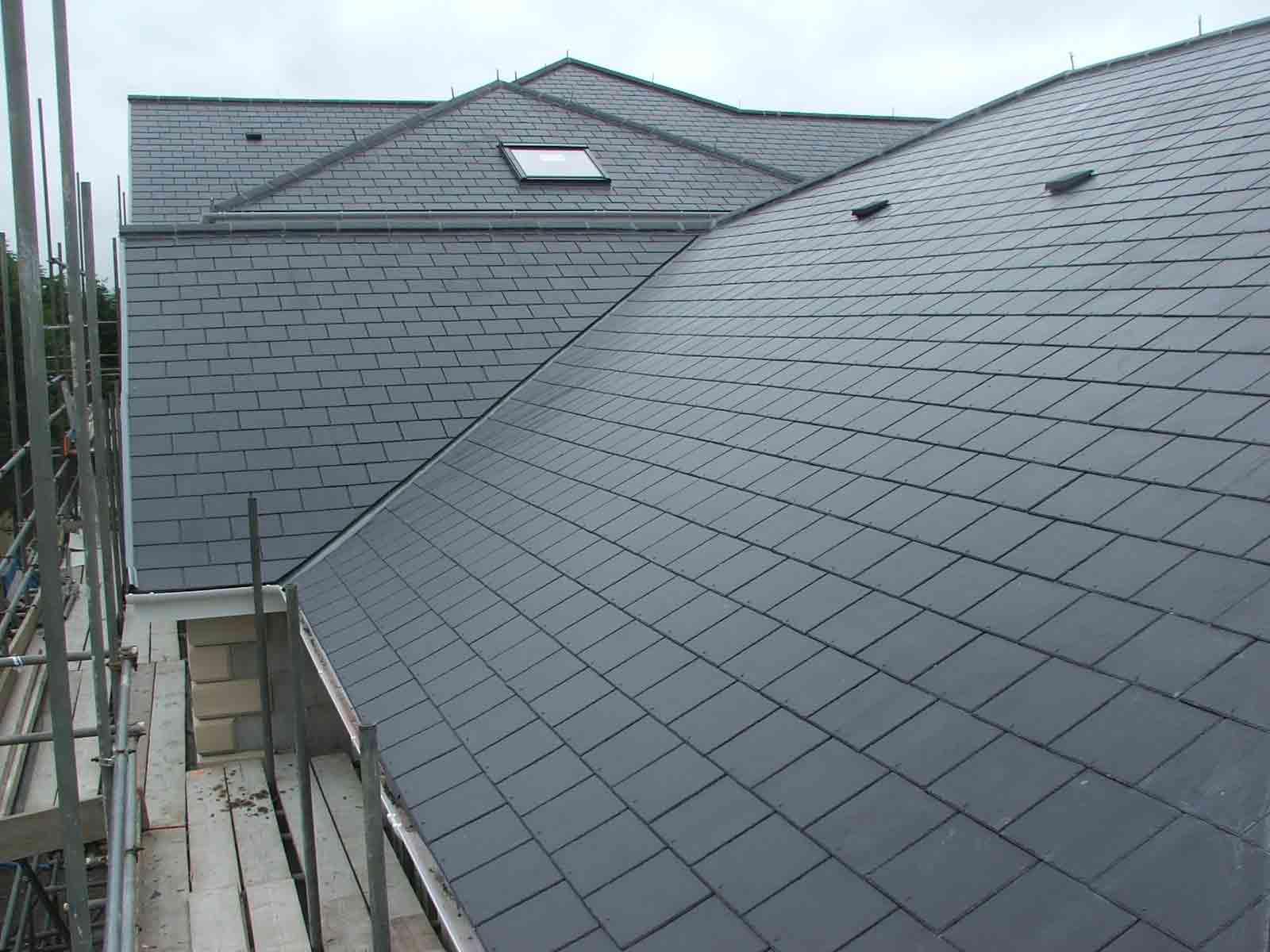 آشنایی با ویژگی ها و کاربردهای سقف شینگل