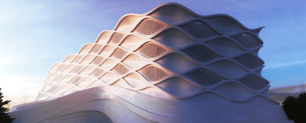 چگونگی طراحی نمای ساختمان مدرن