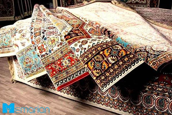 فرش دستبافت مدرن یک محصول عمری برای شما