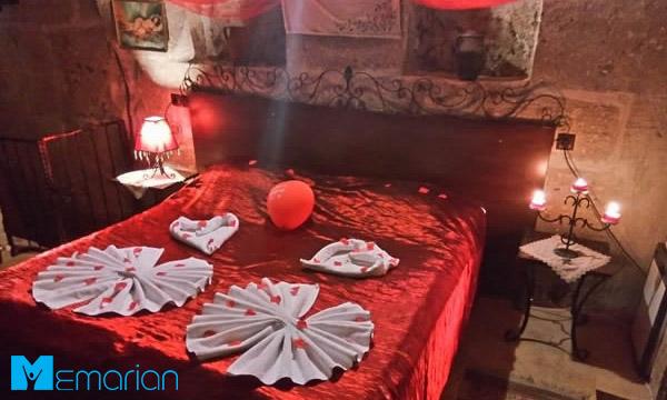 فضای شیک و عاشقانه برای اتاق عروس