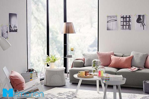 تابش نور به فضای داخلی اتاق خواب