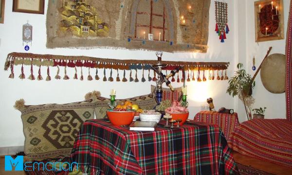 عناصر موجود در دکوراسیون خانه ایرانی