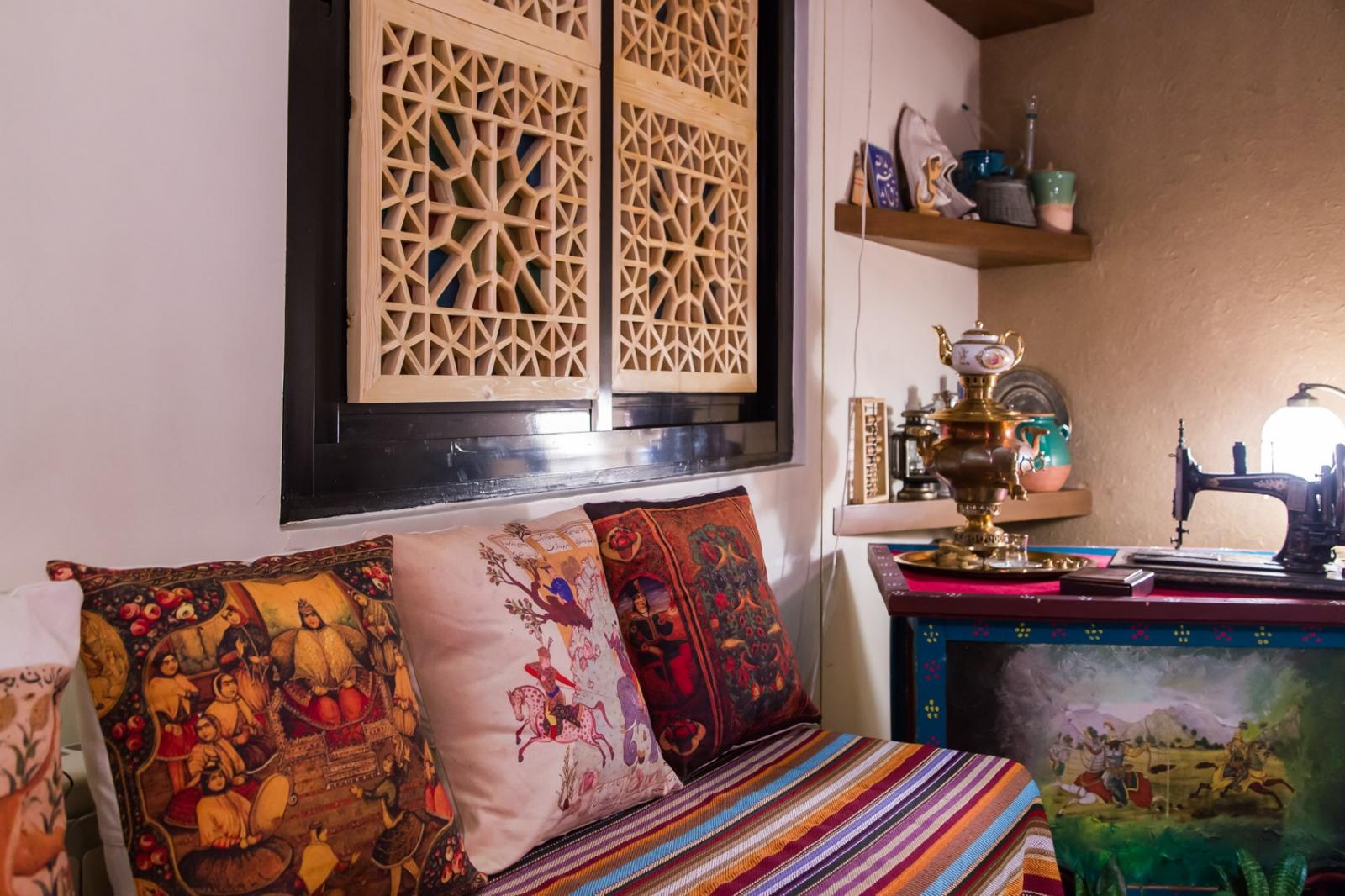 آشنایی با سبک دکوراسیون سنتی ایرانی و ویژگی های آن