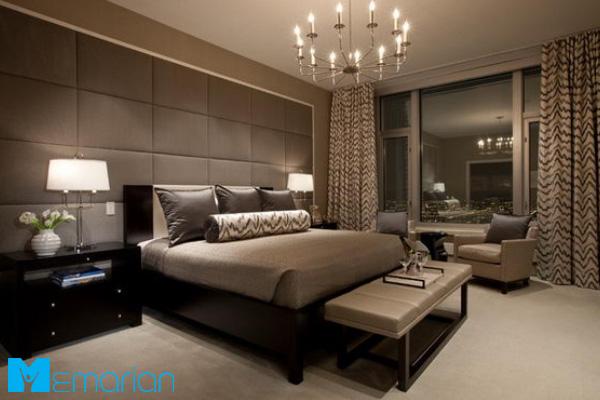 اشتباهات دکوراسیون اتاق خواب: نورپردازی غیر اصولی و استفاده از لوستر سقفی