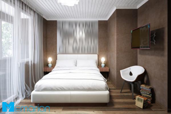 اصول چیدمان اتاق خواب: پیدا کردن جایی برای نشستن