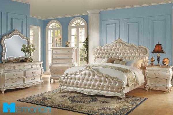 انتخاب نوع پرده در اتاق خواب کلاسیک