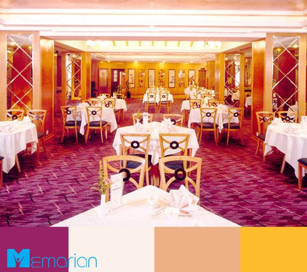 مقدمه ای بر روانشناسی رنگ در رستوران