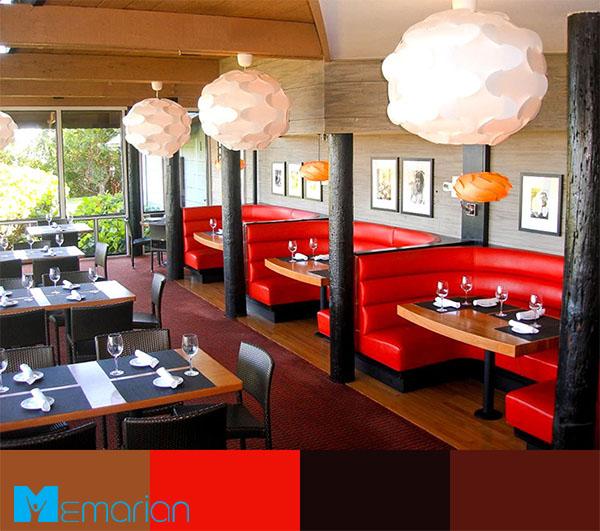 آشنایی با روانشناسی رنگ در رستوران