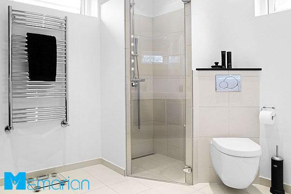 استفاده از آینه در فنگ شویی حمام و دستشویی