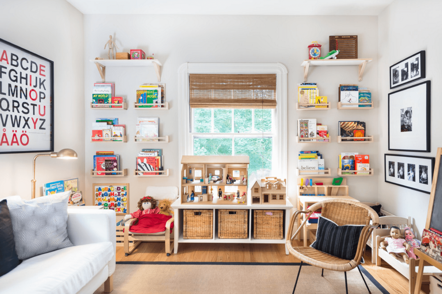 آموزش مرحله به مرحله طراحی دکوراسیون اتاق خواب کودک