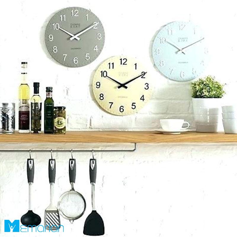 ساعت دیواری مناسب آشپزخانه