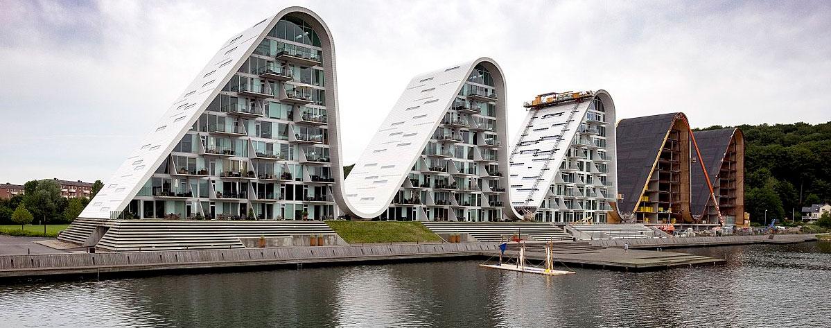 7 سازه مدرن جذاب معماری که در 2019 افتتاح میشوند
