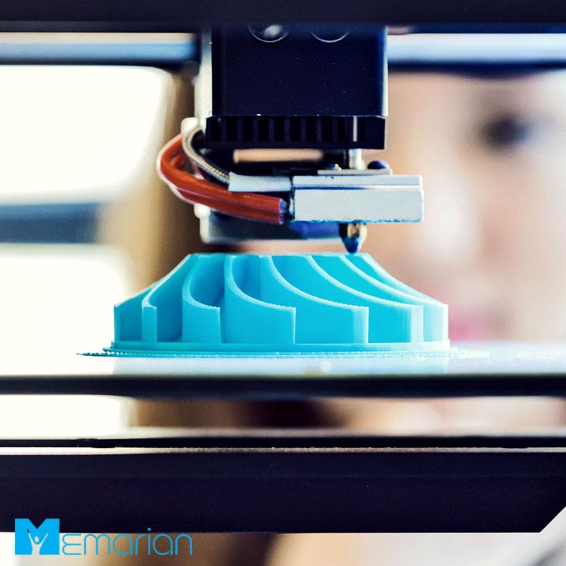 کارکرد پرینتر سه بعدی