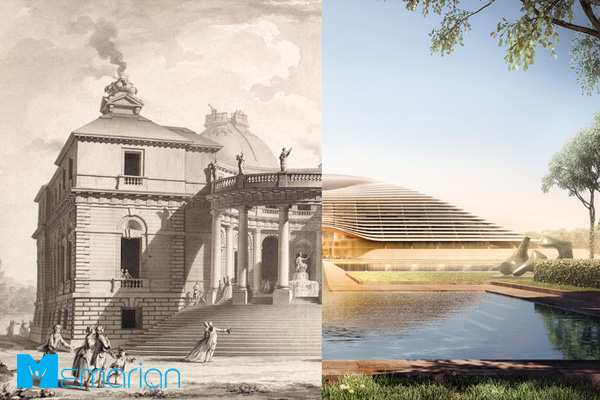 معماری ما قبل تاریخ