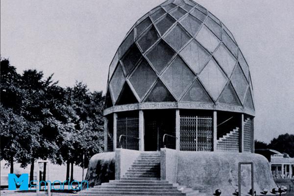 معماری هنر نو
