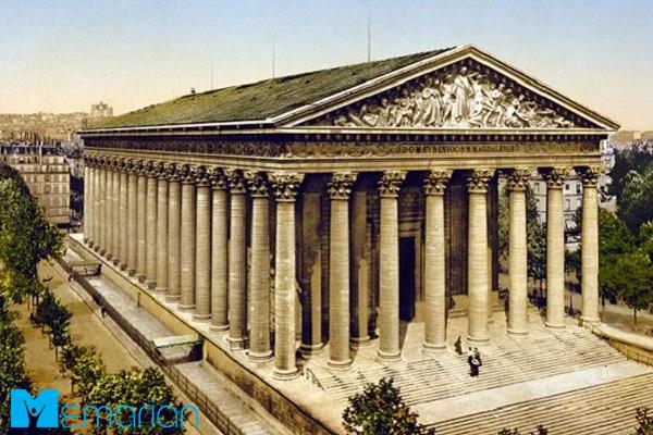 سبک نئوکلاسیک در معماری