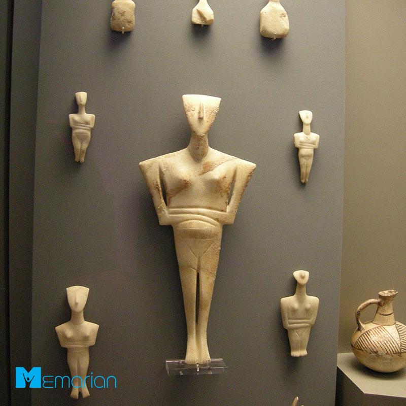 مجسمه سازی در دوران قدیم