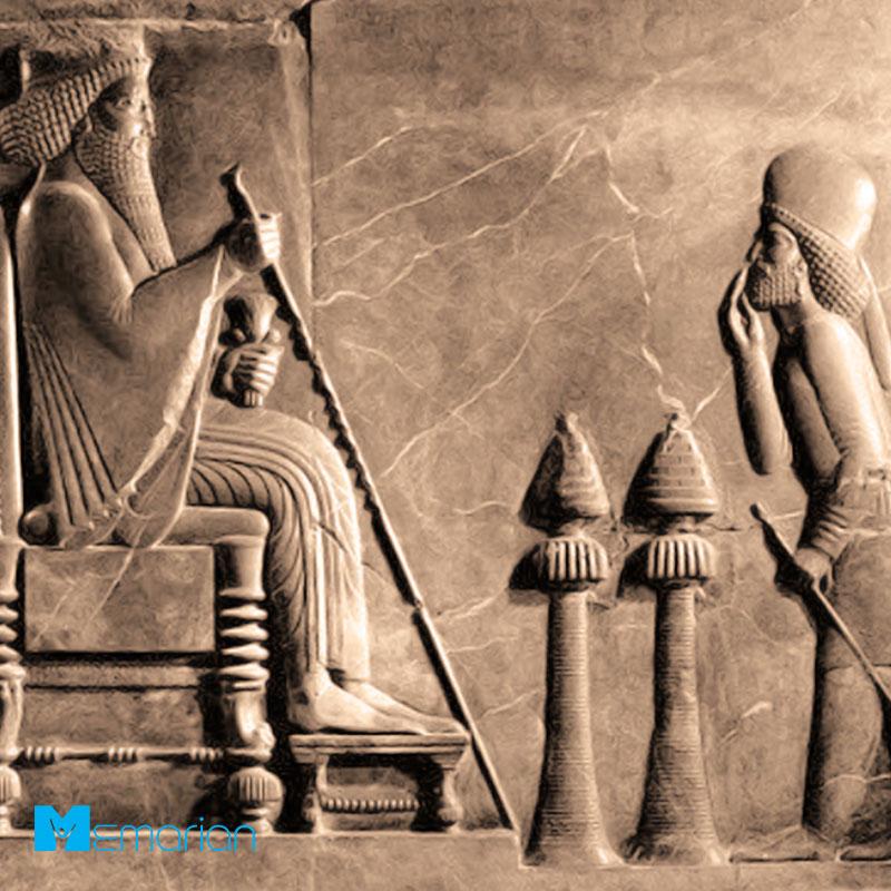 ساخت مجسمه در ایران باستان