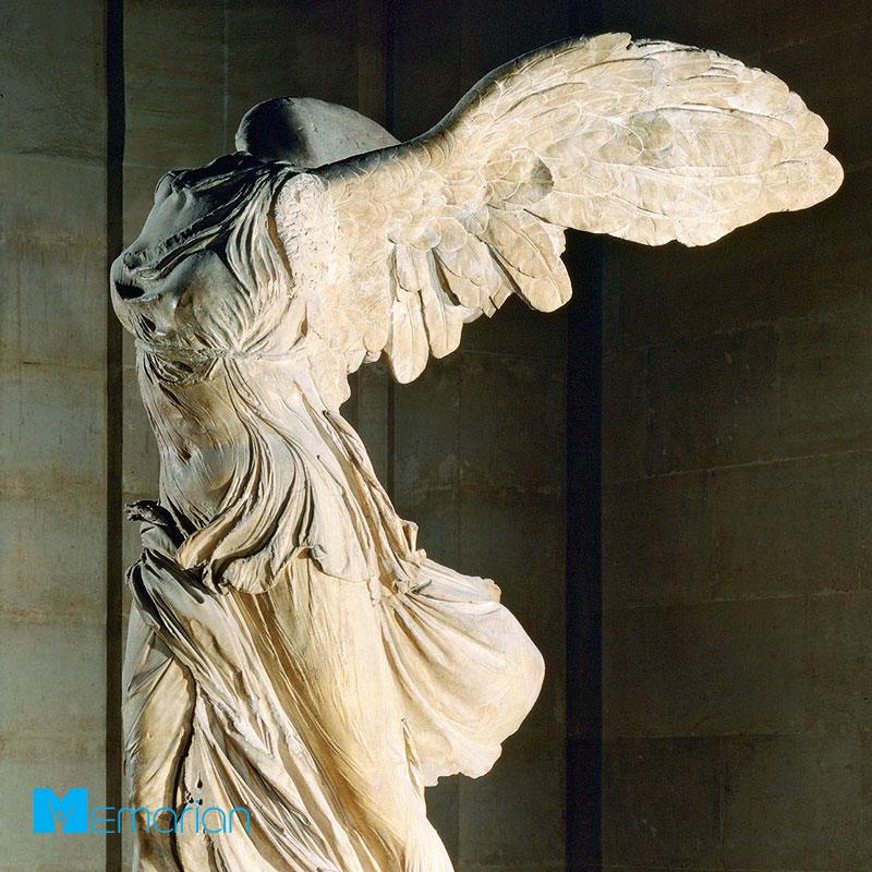 فروش مجسمه ساموتراس