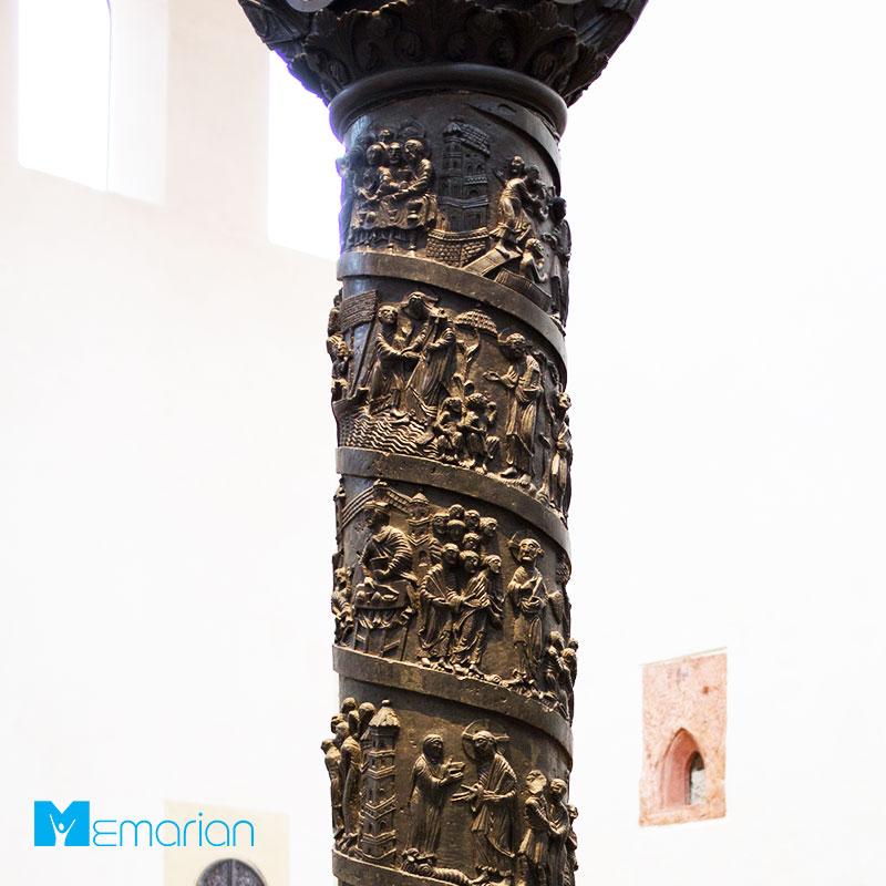 مجسمه سازی در کلیسا
