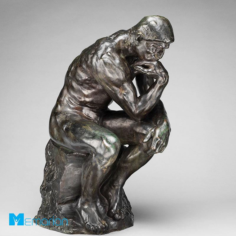 خرید مجسمه مرد متفکر