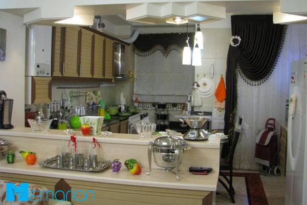 آشپزخانه مدرن عروس 2019
