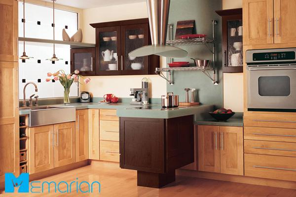 انواع کابینت مدرن در آشپزخانه