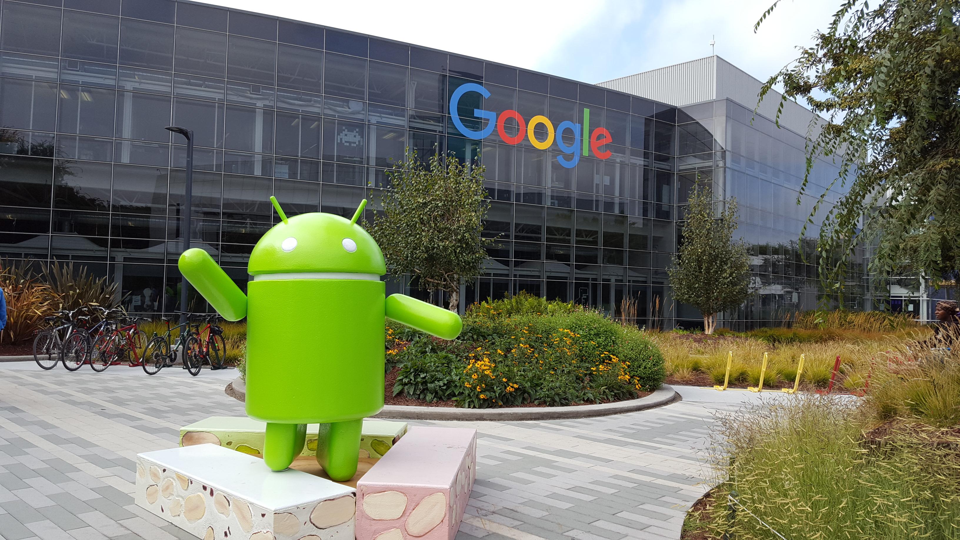 دکوراسیون شرکت گوگل و سبک کار در گوگل پلکس