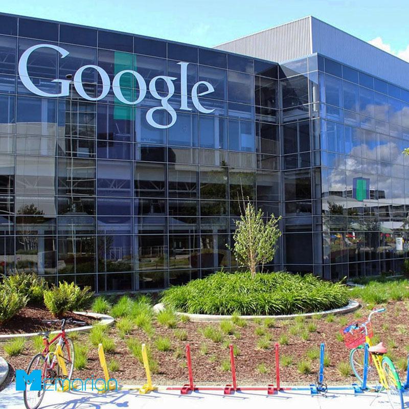 معماری شرکت گوگل